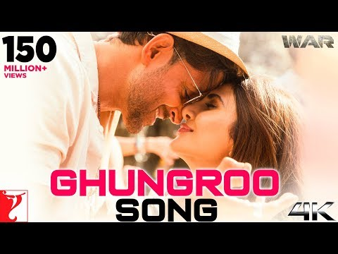 घुंघरू Ghungroo Lyrics in Hindi – War