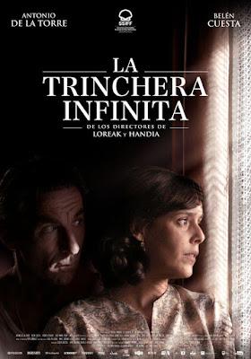La Trinchera Infinita 2019 DVD R2 PAL Spanish