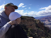 Norm & Beth - Springtime at Grand Canyon