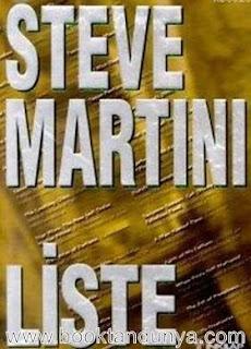 Steve Martini - Liste