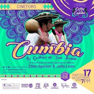 "Cineforo Documental ""CUMBIA"""