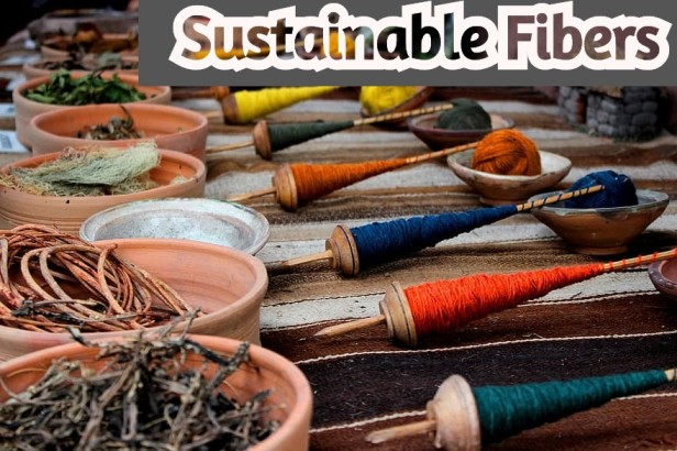 Sustainable Fibers for the Textile and Fashion Industry
