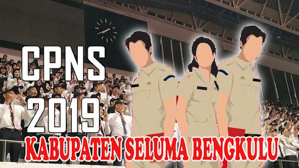 FORMASI CPNS 2019 KABUPATEN SELUMA - BENGKULU