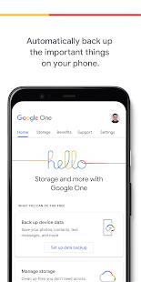 google one mod apk unlimited storage