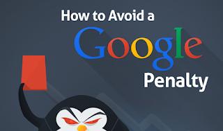 Best Proven Ways to Avoid Google Penalty