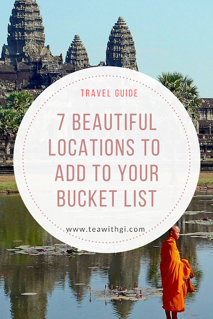 bucketlist locations