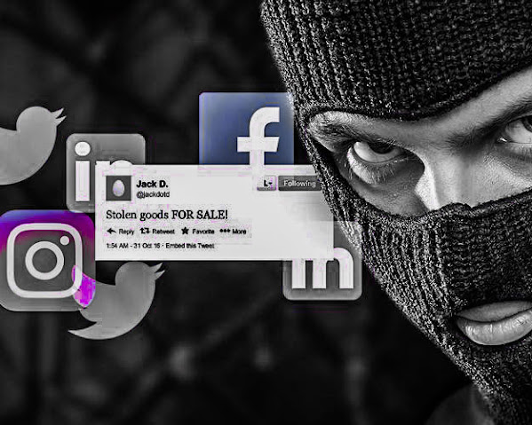 Social media images can be used as evidence in crime