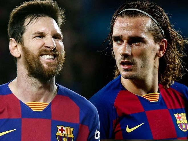 Barca liên tục gây sốc: Messi chưa đi đã muốn tiễn Griezmann, đổi lấy Felix?