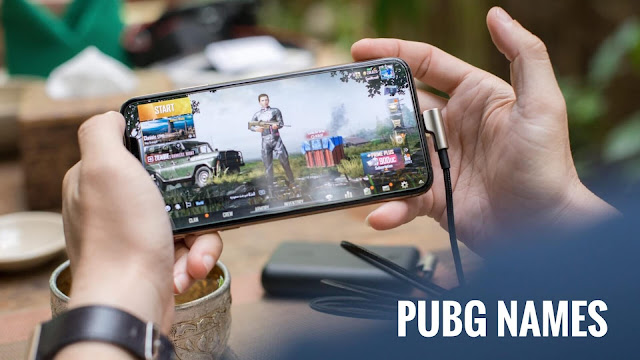 1000+ Cool & Stylish PUBG Names for Boys and Girls [2021]