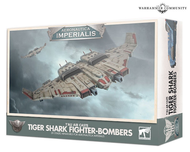 Tiger Shark Fighter Bomber