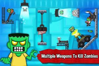 Zombie Ragdoll Apk Mod