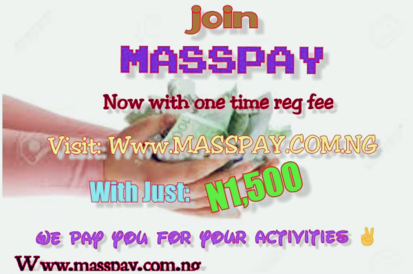 Masspay Review Scam or Legit: How does Masspay income Program works