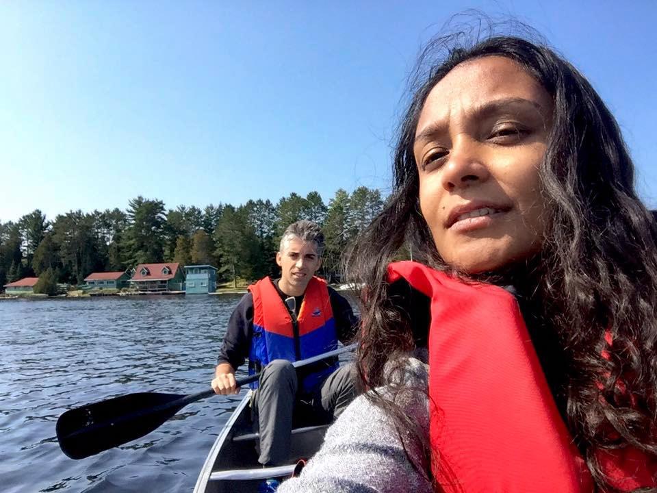 Canoe rentals Ontario
