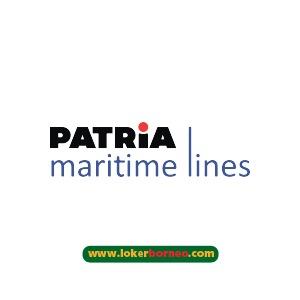 Lowongan Kerja Kalimantan PT Patria Maritime Lines