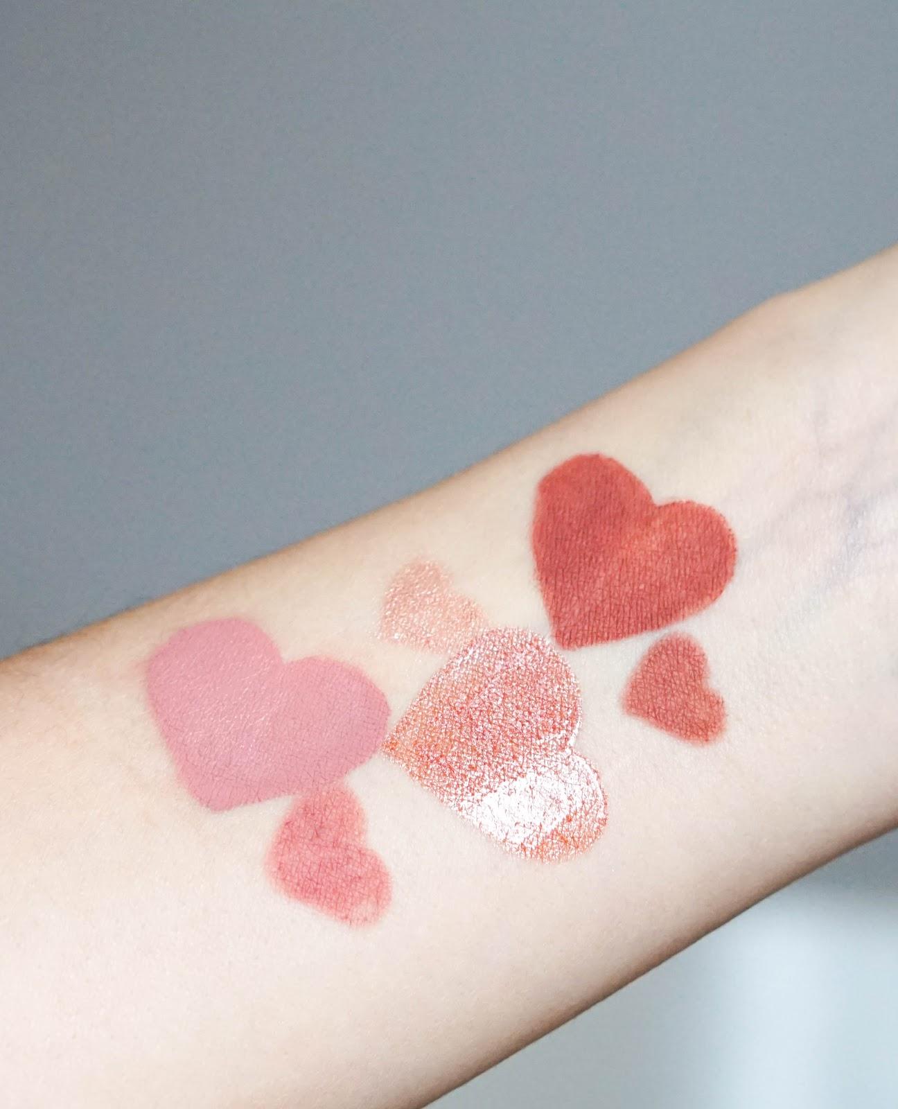 Lottie London, Makeup Revolution & Barry M