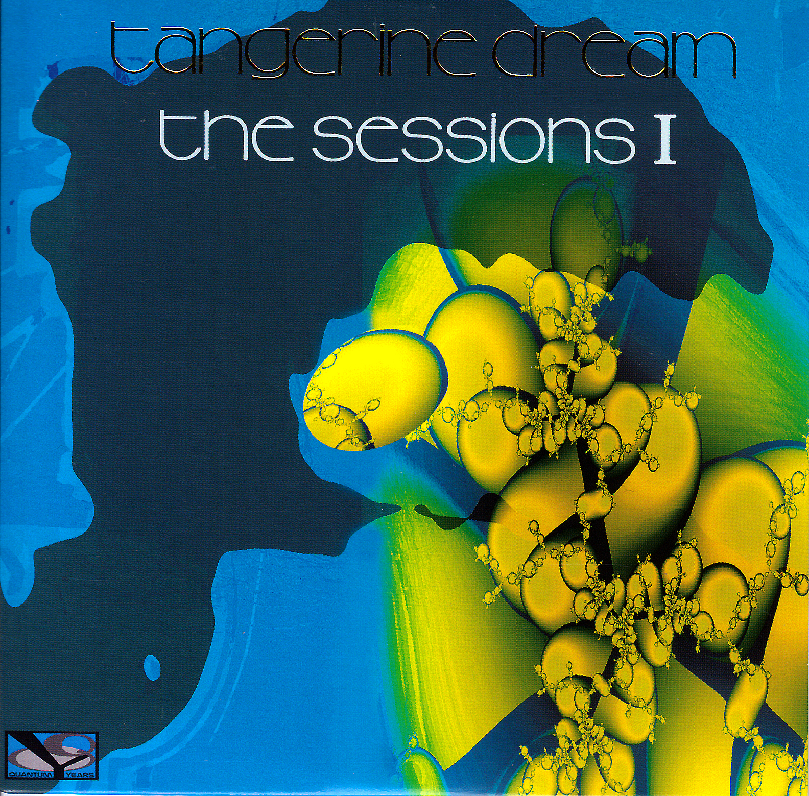 Notes from a Nebula: Tangerine Dream - The Sessions I