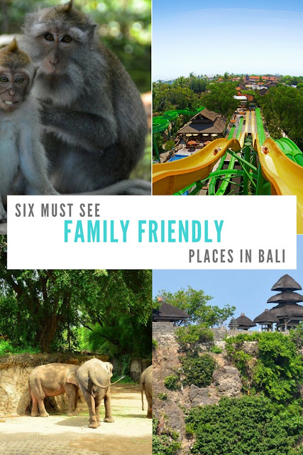 Six Must See Family Friendly Places in Bali | My Mummy's World