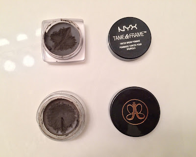 The Life Of A Pastel Baby ♡ Nyx Brow Pomade Review