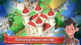 Crafty Town V0.8.400 MOD APK – PARA HİLELİ