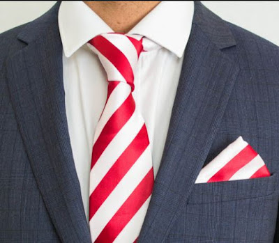 BOW TO WEAR A TIE AND POCKET SQUARE