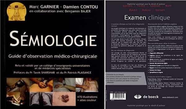 Sémiologie Guide d'Observation Médico-Chirurgicale PDF gratuit