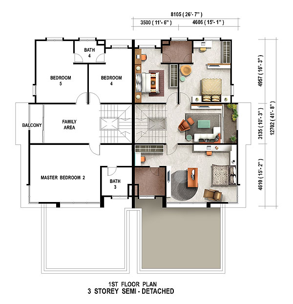 Semi Detached Floor Plans: The Realtor Who Protects Your Interests