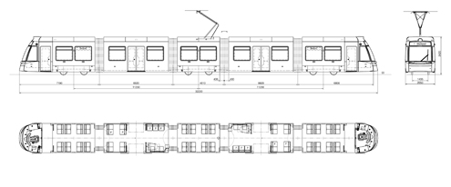 DAB810: the place to be..: LIGHT RAIL RESEARCH: