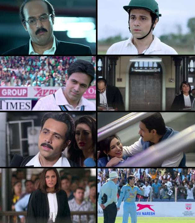Azhar 2016 Hindi 720p BluRay