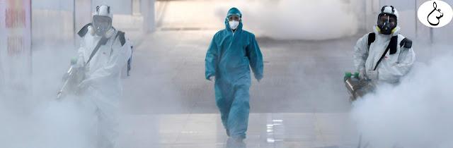 هل ينتقل فيروس كورونا في الهواء؟ علماء يجيبون