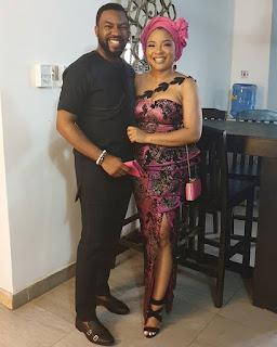 'My Sunshine' - Ibrahim Suleiman Celebrates His Wife, Linda Ejiofor On Her Birthday