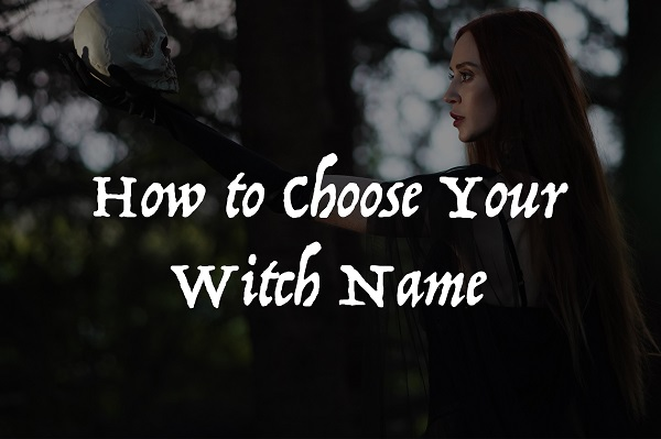 Cách chọn tên phù thủy cho bạn