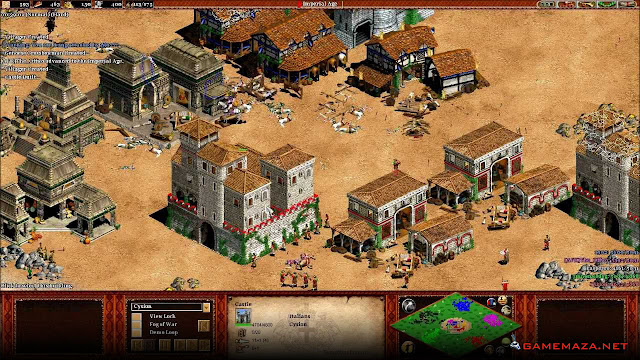 Age of Empires II The Forgotten Gameplay Screenshot 4