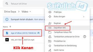 Cara Embed Video Dari Google Drive + Subtitle Cocok Untuk Situs Streaming Film