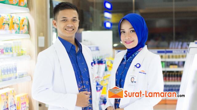 Contoh Surat Lamaran Kerja Kimia Farma
