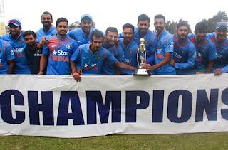 India tour of Zimbabwe 3-Match T20I Series 2016