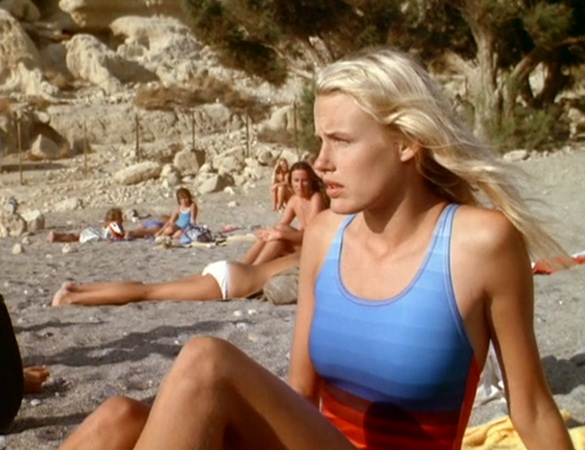 cult film freak: SUMMER LOVERS