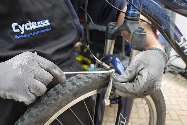 Bicycle Mechanic Price Menu