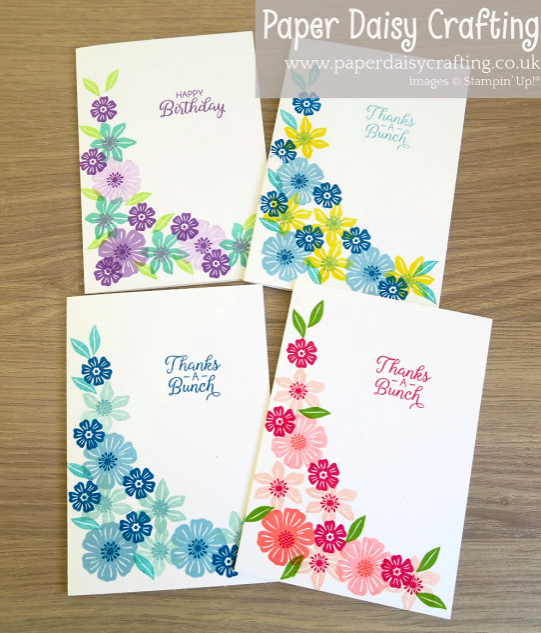 Nigezza Creates with Stampin' Up! & Paper Daisy Crafting & Beautiful Bouquet