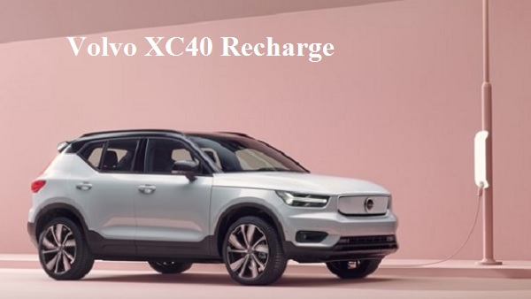 Volvo XC40 Recharge - Price, Range, Specifications, Features
