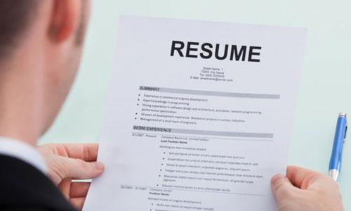 Gambar untuk Contoh CV Lamaran Kerja Yang Baik dan Benar