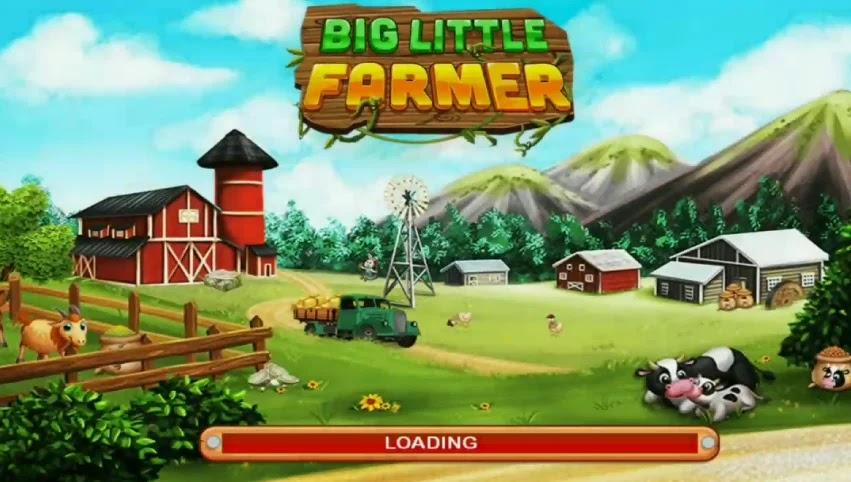 لعبة Big Little Farmer
