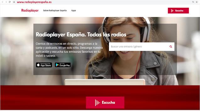 escuchar radio online de españa