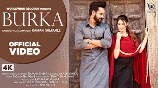 Burka Lyrics Raman Shergill