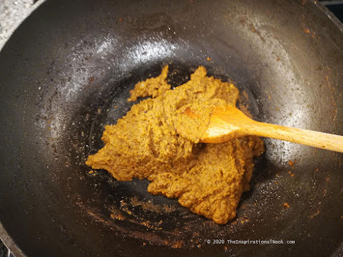 Fried masala