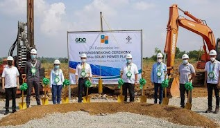 Global business power to build 115MWP solar llant in Baras, Rizal