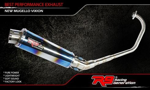 Harga Knalpot Racing R9 Terbaru 2015