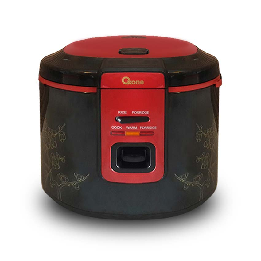 OX-822P Oxone 4in1 Ruby Rice Cooker & Porridge