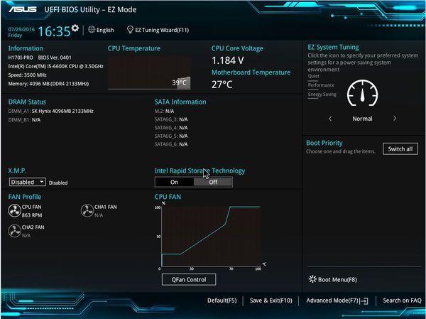 Cara Mudah Masuk Bios motherboard ASUS, Labkom99 Berikan Panduanya