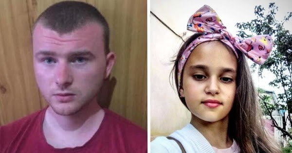 Child killer who dumped girl, 11, in a sewer tries to slice his throat in court