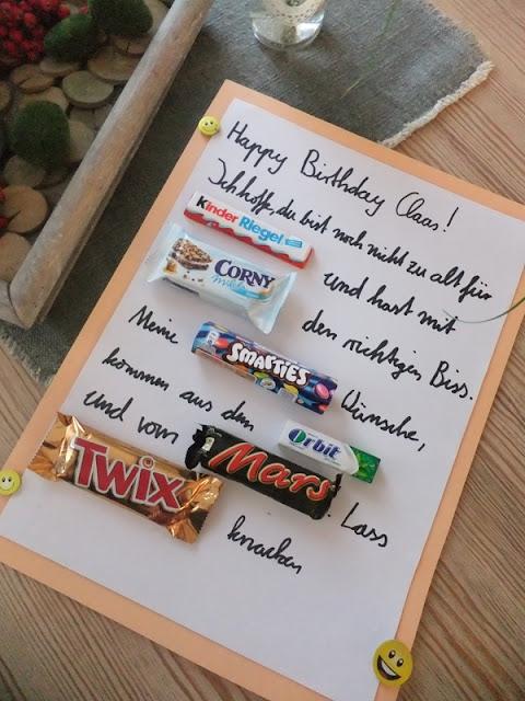 Geschenkverpackung für Kindergeburtstag